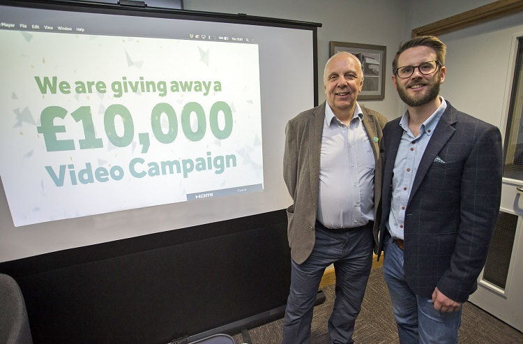 Charity Sector in Wales Gets a Chance to Win a £10K Video Campaign