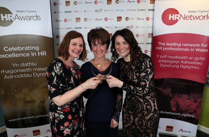 Aberystwyth-based HR Team Named Among Top HR Professionals at Inaugural National Awards