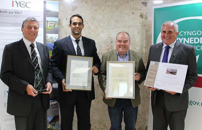 Gwynedd Sailing Academy Wins Top Sustainability Award