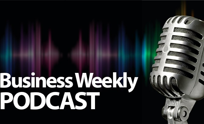 The Business Weekly Podcast – Episode 1