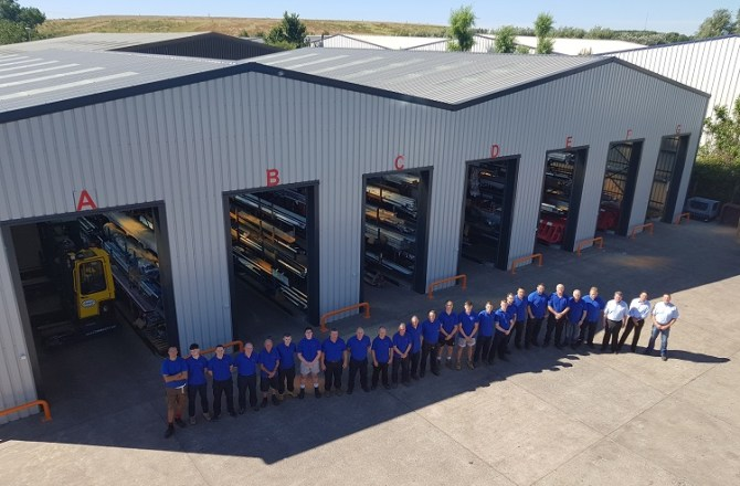 Welsh Fabricator Invests £200,000 in New Facilities