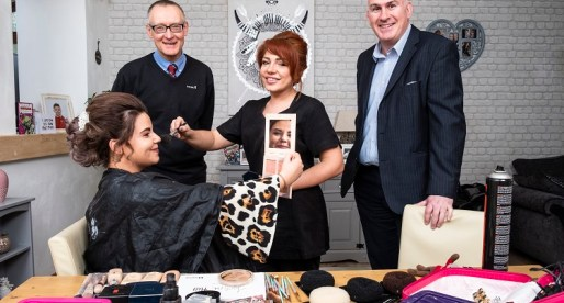 Kick Start Grant Helps Get Beauty Business on the Road