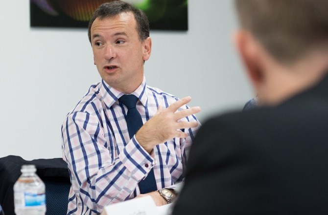 Alun Cairns Highlights Future Prospects for Welsh Manufacturing