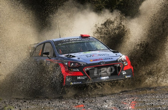 Mid Wales Stages Announce New Date for this Years Event