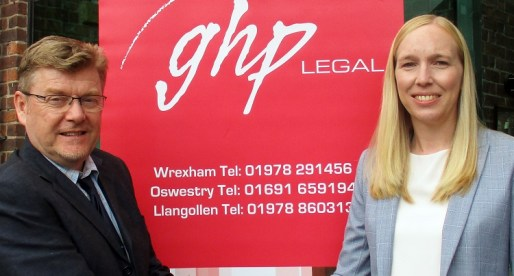 Legal 500 Firm Appoints New Solicitor to Wrexham Commercial & Civil Team