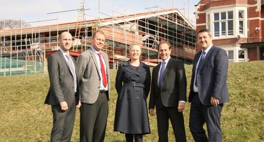 Rougemont School Development Starts