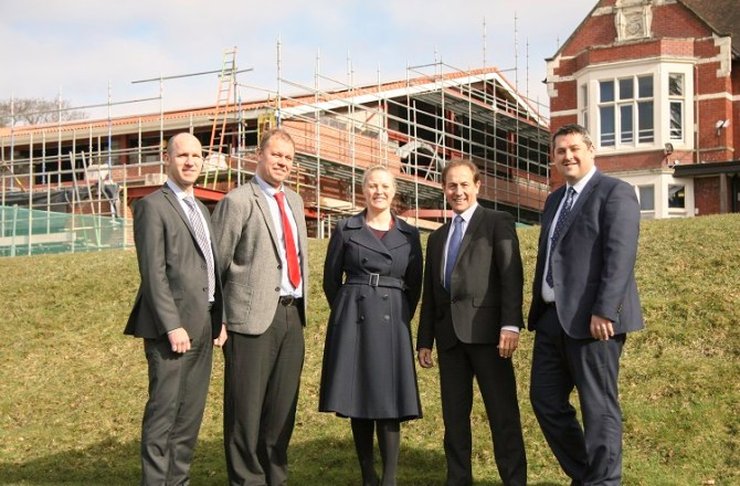 Rougemont School Development Starts