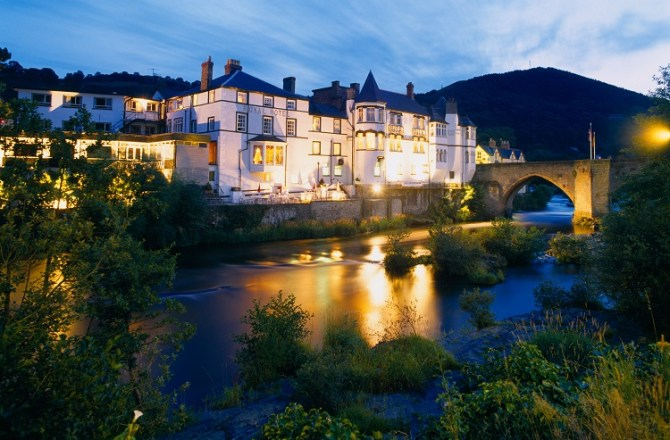 Llangollen's Royal Hotel Reveals Redevelopment Plans