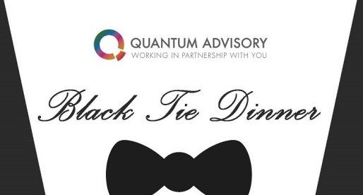 Rescheduled Quantum Advisory / Tŷ Hafan Charity Dinner Confirmed for 16th March