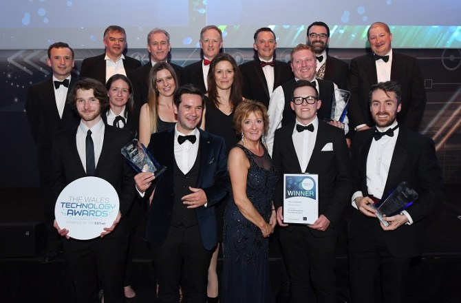 Wales Technology Awards 2018 Winners Announced