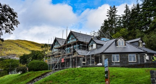 North Wales Adventure Hub Brings Historic Mountain Home Back to Life