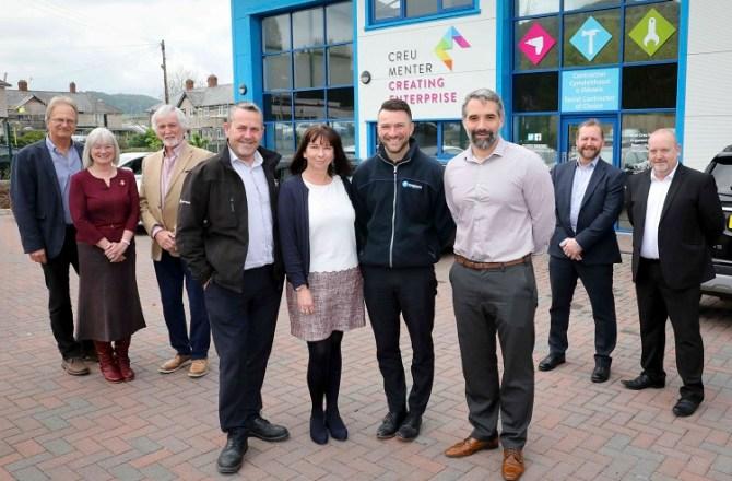 Welsh Social Enterprise Wins Major UK Award
