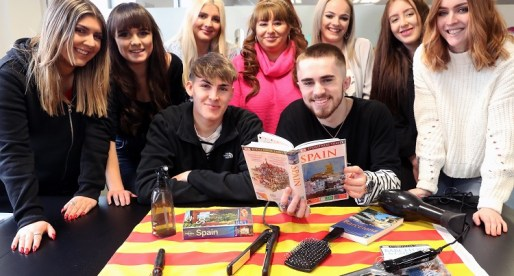 Hair and Beauty Apprentices Head for Spanish Salons