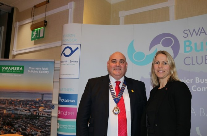 Swansea Bay Business Club Launch 2019 Networking Season