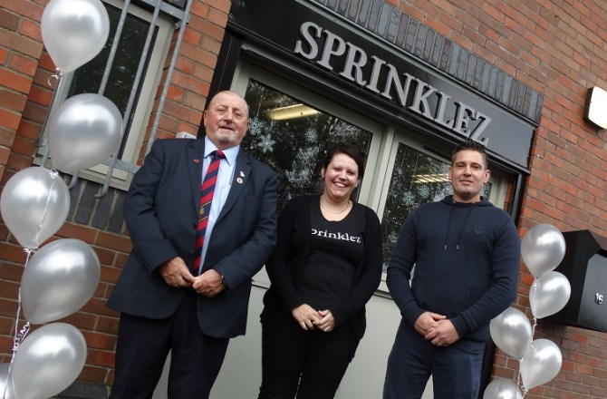 Online Gift Business Sprinklez Expands into Retail Premises