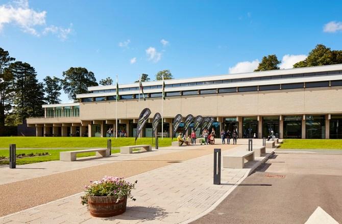 Welsh Buildings Win at Top UK Awards