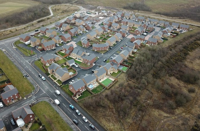 Llanmoor Homes Increases Turnover for 5th Year Running