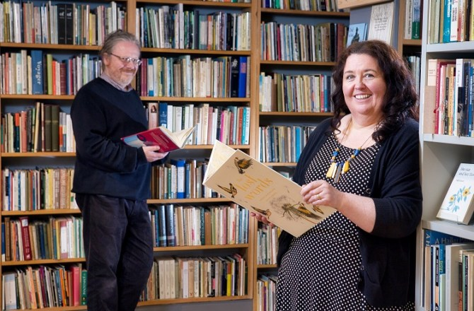 Poetry Bookshop Secures Development Bank of Wales Micro Loan