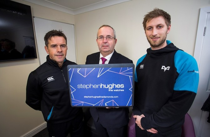 New Commercial Partnership Announced for Ospreys Rugby