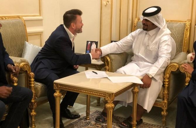 Mid-Wales Manufacturer Announces Qatari Partnership