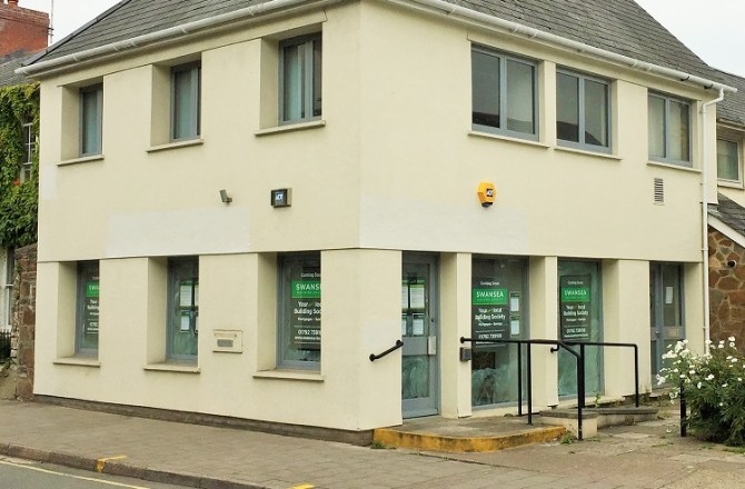 Swansea Building Society Expands Business to South East Wales
