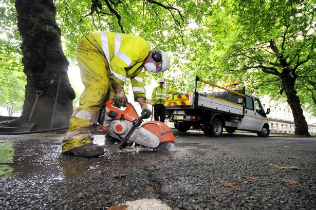 Swansea Roads Boosted by PATCH Repair Scheme
