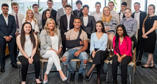 Career Ready Students Graduate from Cardiff and Vale College
