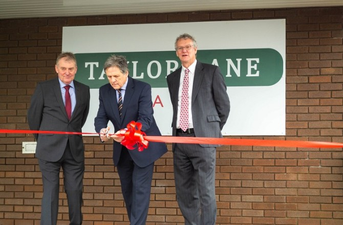 New Timber Frame Enterprise Opens in South Wales