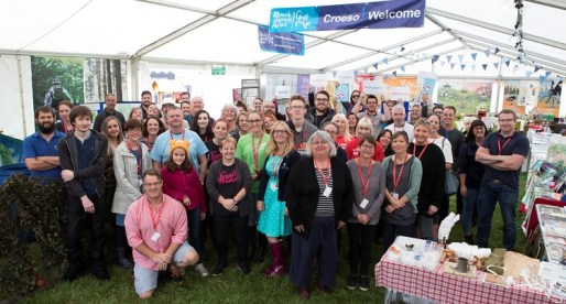 Monmouthshire County Council Pavilion Back by Popular Demand at Usk Show