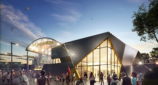 Techniquest Submits Planning Application for Science Capital Project