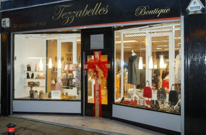 High-end Fashion Shop is the Latest Addition to Merthyr Tydfil Town Centre