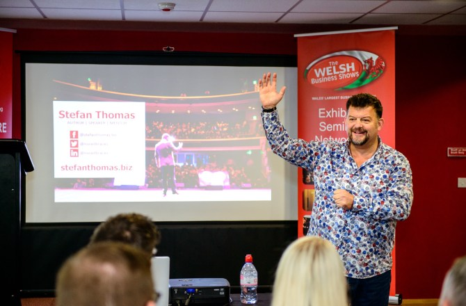 The Welsh Business Show Carmarthenshire Highlights