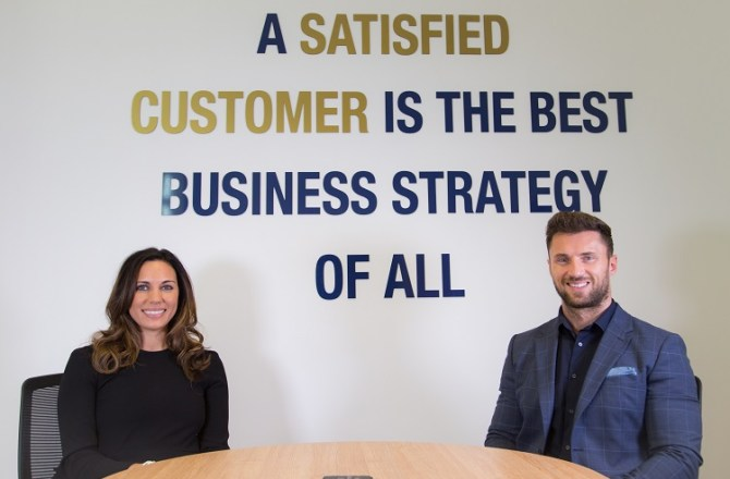 Cardiff-based Recruitment Firm Celebrates £1.4m Turnover in First Year