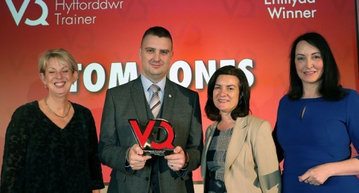 Inspirational College Lecturer is Named VQ Trainer of the Year