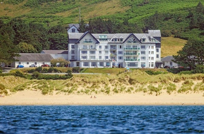 Aberdyfi Hotel Goes for Best Loved Hotels Awards Hat-Trick