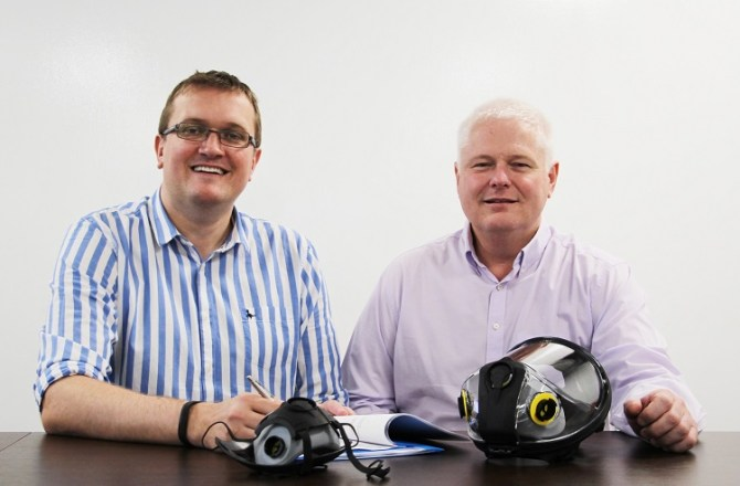 "North Wales Company Launches ""Next Generation"" Respiratory Masks"