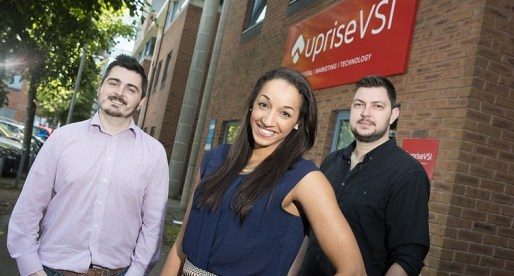 Cardiff-based upriseVSI Strengthens Team with Three New Appointments