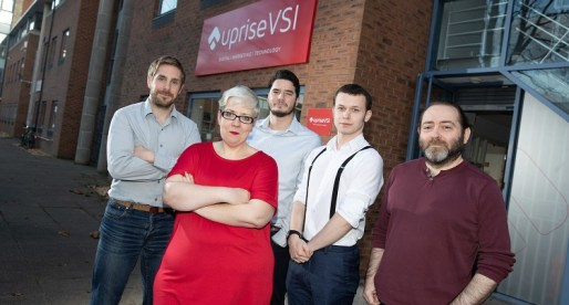 New Appointments Strengthen Team at UpriseVSI