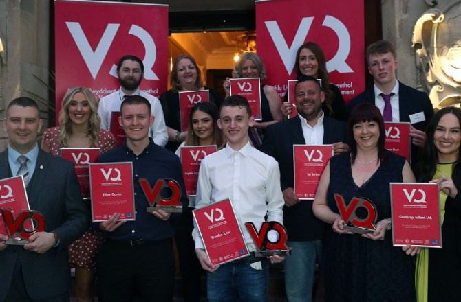 The Finalists are Revealed for This Years VQ Awards