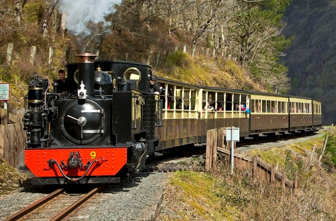 Coastal Community Grant Awarded to Vale of Rheidol Railway