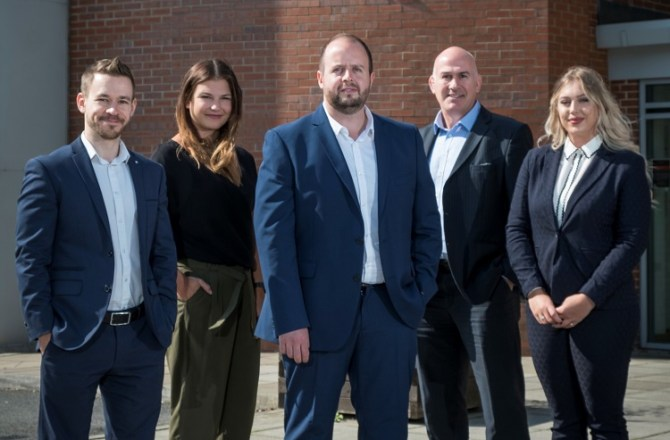 North Gwent Financial Services Firm Goes for Growth
