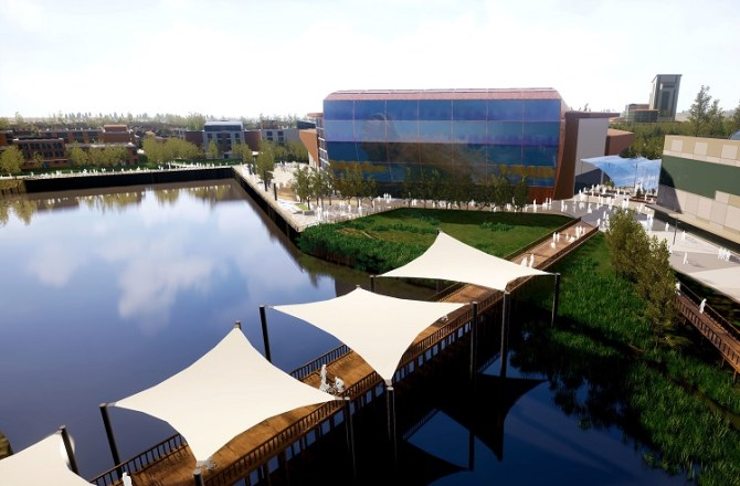 Major Boost for Llanelli's £200 Million Wellness Village