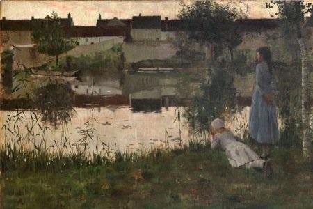William Stott Masterpiece Comes to St Davids, Pembrokeshire Oriel y Parc Gallery