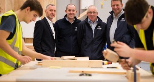 Welsh Construction Firm Earns High Praise