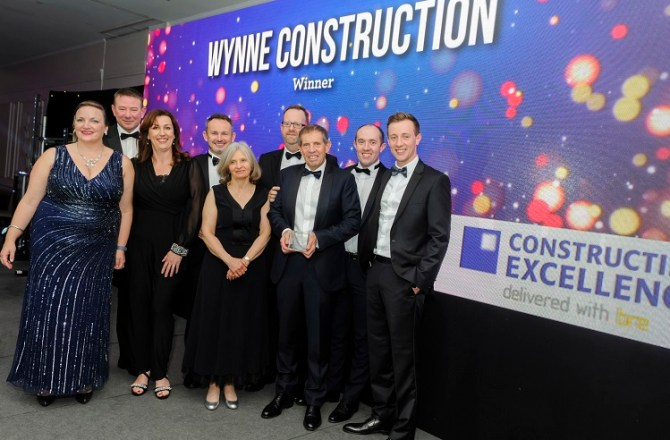 North Wales Firm Named Best SME in UK Construction Industry