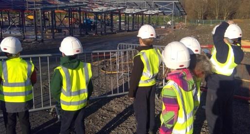Briton Ferry's New £7M Primary School Named Ysgol Carreg Hir