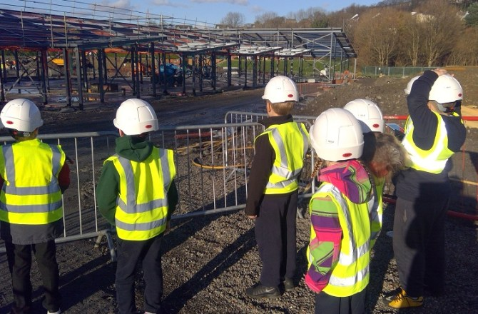 Briton Ferry's New £7M Primary School Named Ysgol Carreg Hir