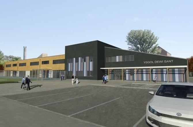 Consultation for a New £9.1M School for Carmarthenshire's Ysgol Dewi Sant