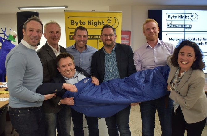 Welsh Businesses Encouraged to Take Part Sponsored Sleep-out