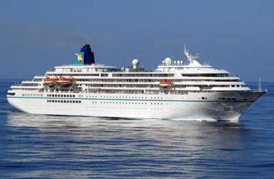 Swansea Set to Welcome German Cruise Ship